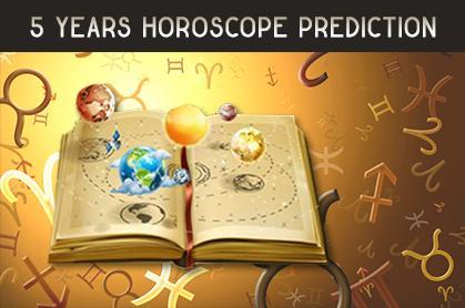 5 Years Forecast